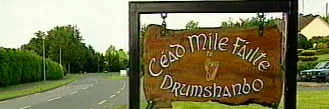 Drumshanbo Signpost