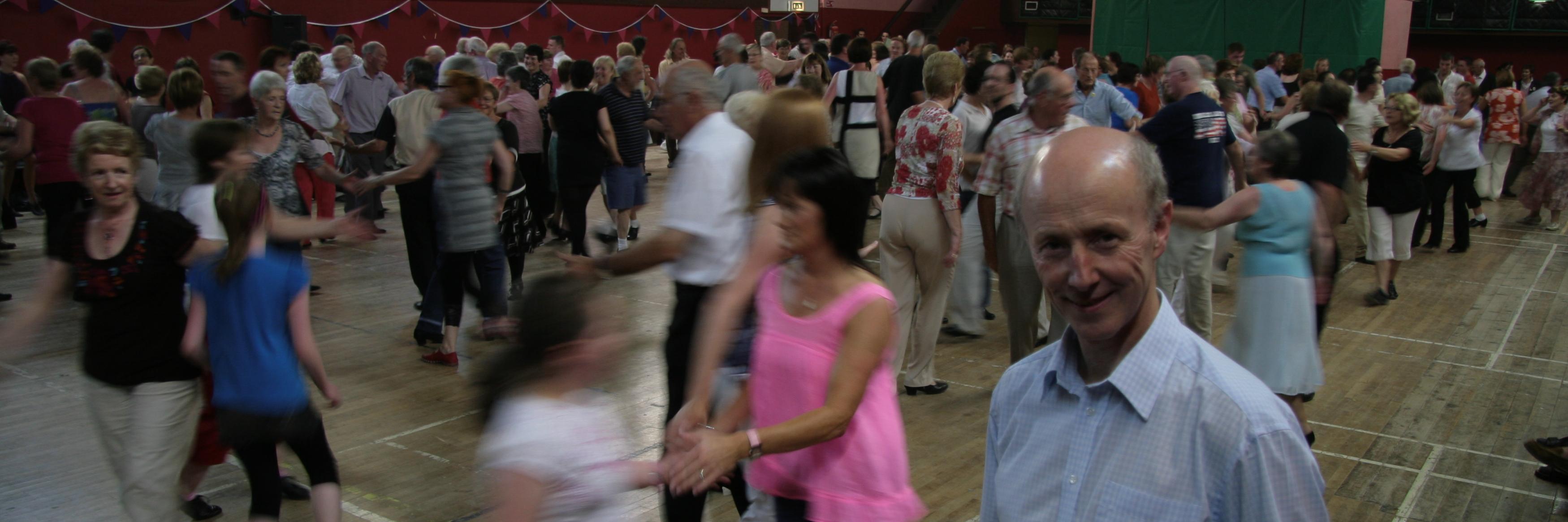 Pat Murphy Set Dancing